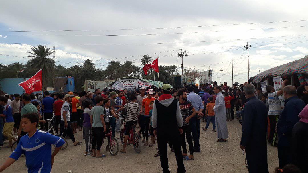 بالفيديو.. كيف احتفل اهالي ديالى بعيد الفطر في ظل وجود الحشد والقوات الأمنية؟