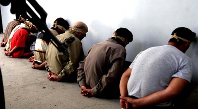 القبض على خمسة متهمين بالسرقة والتزوير بينهم امرأة في بغداد