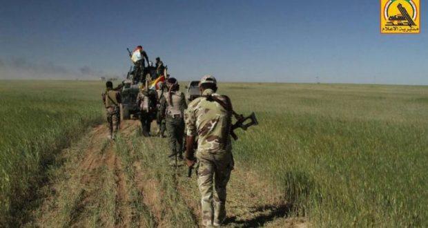 استجابة لمناشدات ذويهم.. الحشد يعثر على جثامين سبعة مغدورين ويبحث عن ثلاثة مختطفين جنوب الموصل