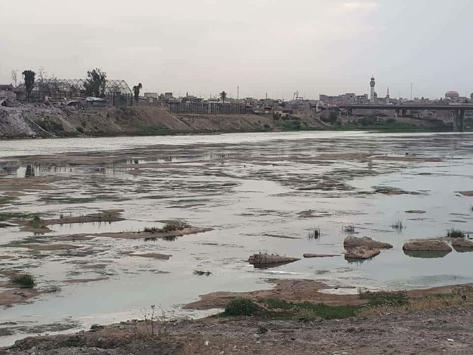 وفد من ذي قار يزور بغداد خلال الايام المقبلة لمناقشة مشكلة المياه