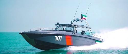 خفر الكويت تعتقل 7 صيادين عراقيين وتغرق زورقهم