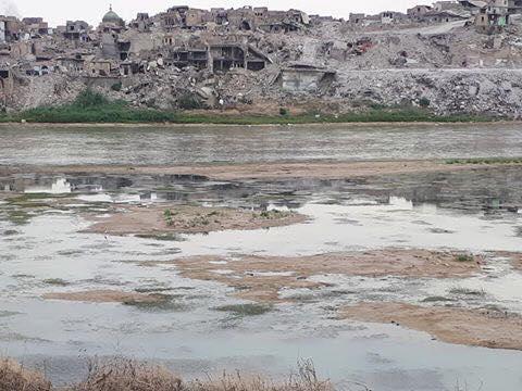 خبراء: أزمة المياه في العراق ستؤدي الى تصحر 7 ملايين دونم