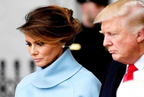 غياب زوجة ترامب عن قمتين يزيد غموض وضعها الصحي
