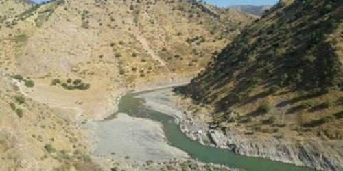 إيران تنفي بشدة قطع المياه عن نهر الزاب الصغير في اقليم كردستان