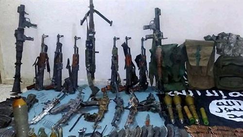 القبض على جامع الأسلحة والفدية لداعش بأيسر الموصل