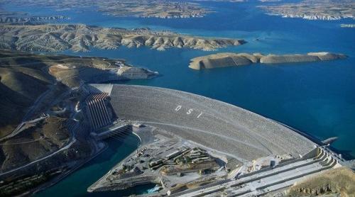 السفير التركي: خطوتنا بمل سد إليسو كان باتفاق مع العراق