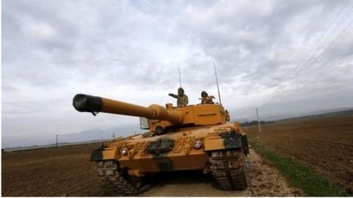صحيفة بريطانية: الجيش التركي يستعد لهجوم واسع في شمال العراق
