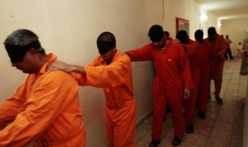 نقل 150 داعشياً من الموصل الى بغداد لتنفيذ حكم إعدامهم