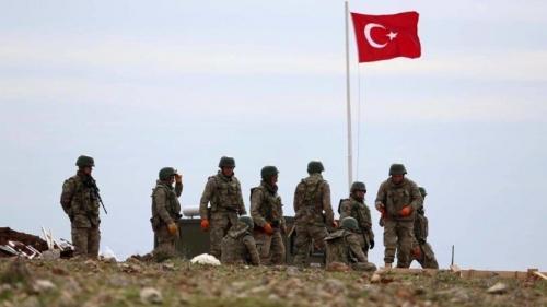 تركيا: عملياتنا وصلت الى جبل قنديل شمالي العراق
