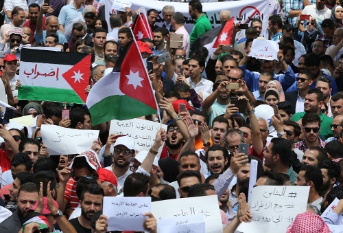 دول خليجية تدعم الأردن بـ 2.5 مليار دولار