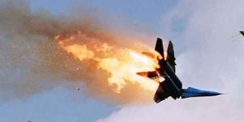 سقوط مقاتلة ومروحية للجيش الأمريكي