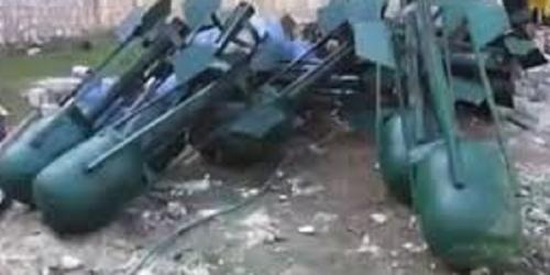 """ضبط مدفع """"جهنم"""" وقنابر هاون في صلاح الدين"""