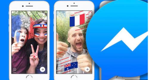 فيسبوك يستعد للمونديال بتحديثات وألعاب مميزة