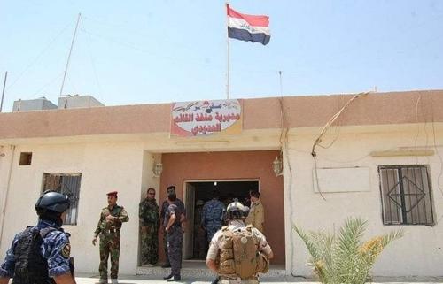 العراق يتسلم رسالة من سوريا لإفتتاح المنفذ بين القائم والبوكمال
