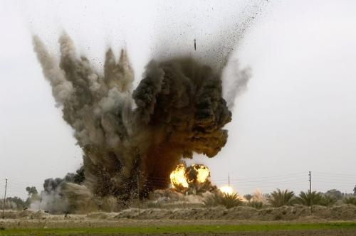 تفجير 79 عبوة ناسفة في الأنبار