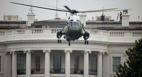 استنفار أمني في البيت الأبيض عقب محاولة اقتحامه