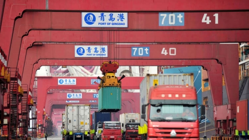 الصين تتوعد امريكا بحرب تجارية شاملة