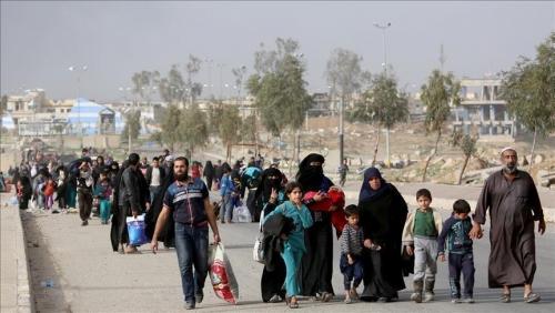 الأمم المتحدة تستبعد العراق من إحصائية مفزعة للنازحين في العالم