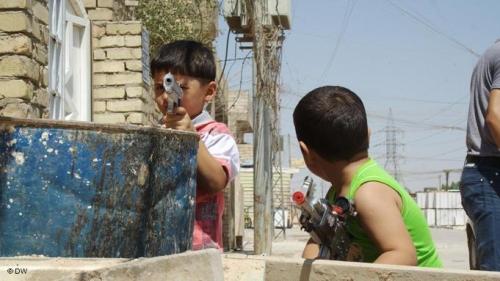 إحصائية لإصابات {الصچم} بين الأطفال خلال العيد