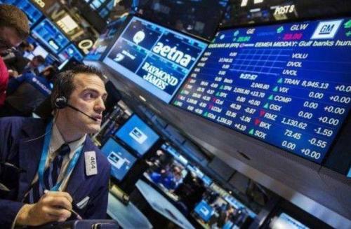 هبوط أسواق المال في العالم
