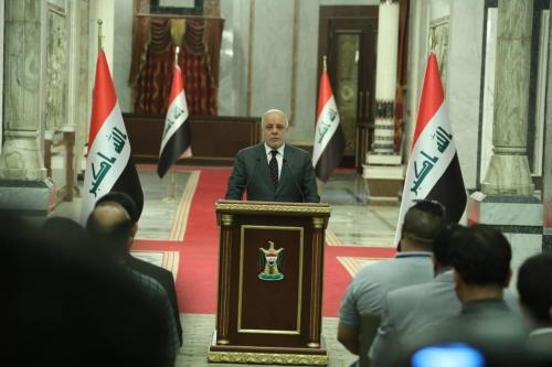 العبادي يوضح دعوته للإجتماع السياسي.. ويُطمئن: الدولة لم تدخل الفراغ الدستوري