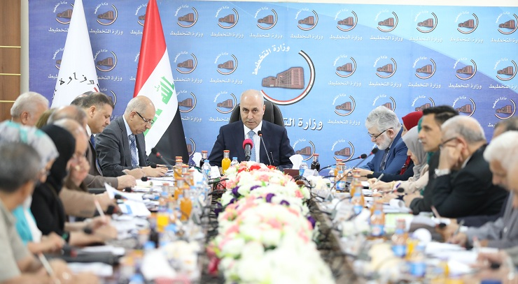 وزير التخطيط العراقي : تنفيذ أجندة التنمية المستدامة يعطي مؤشرات التزام العراق بالأهداف العالمية