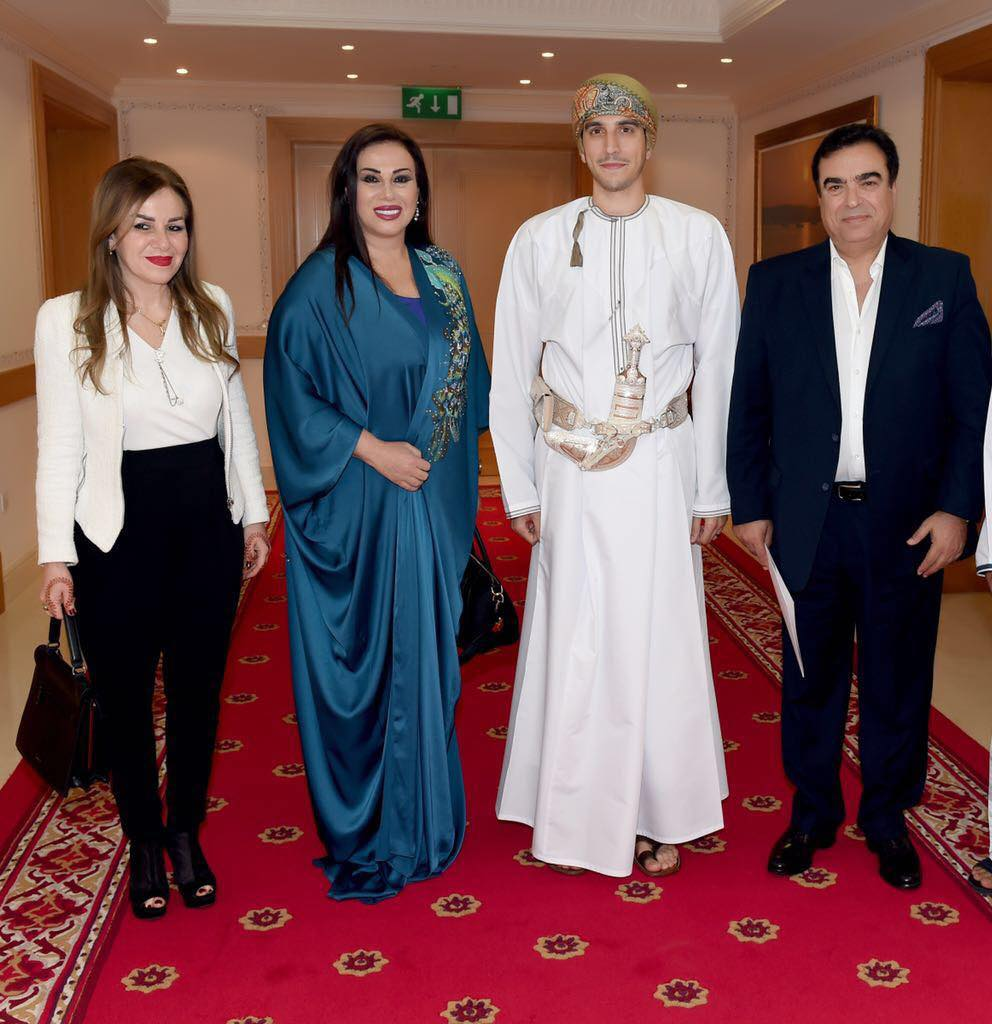 مؤسسة السوسن العالمية تنشر عبقها في لبنان