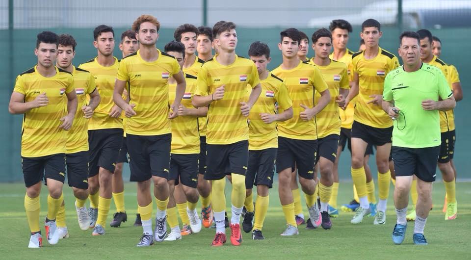 ليوث الرافدين يلاعبون الإمارات تحضيراً لكأس آسيا