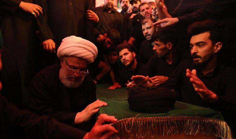 مكتب الإمام السيستاني ينعى وفاة أستاذ الحوزة العلمية السيد الحلو