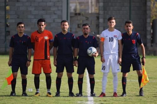 المنتخب العراقي للشباب يتوجه الى معسكره في الدوحة والإمارات استعداداً لنهائيات آسيا