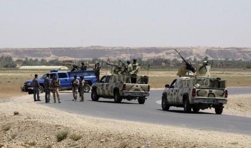 القبض على داعشي بسيطرة سامراء