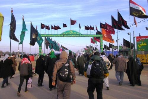 ألفا زائر إيراني يتوجهون يومياً الى العراق