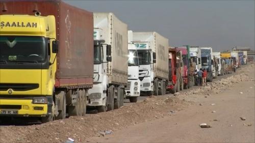 المرور العامة تعلن عن رفع حواجز كونكريتية شرقي بغداد
