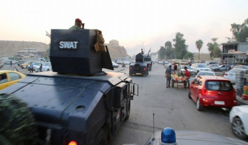 القبض على مطلوبين في الموصل بضربة جديدة للخلايا الارهابية النائمة