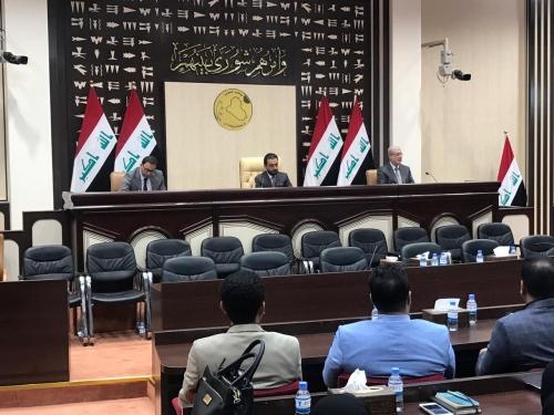 البرلمان يعقد جلسة اليوم دون حسم لمرشح رئاسة الجمهورية