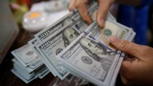 إنخفاض طفيف للدولار في بغداد
