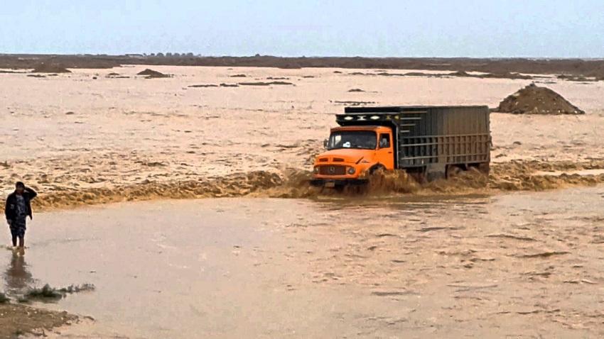تحذيرات من غزارة الأمطار وتوقعات بحدوث سيول في بعض المدن العراقية