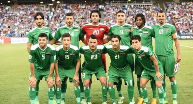 العراق يحافظ على مركزه في تصنيف الفيفا الجديد