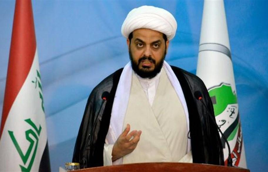الخزعلي يعلق على منح الثقة لحكومة عبد المهدي