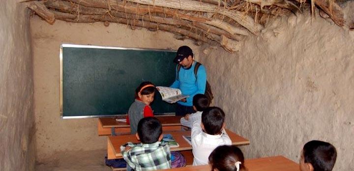 حال مدرسة في ميسان مع بدء العام الدراسي الجديد
