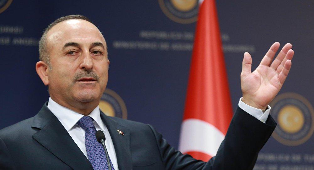 وزير الخارجية التركي يزور العراق غدا الخميس