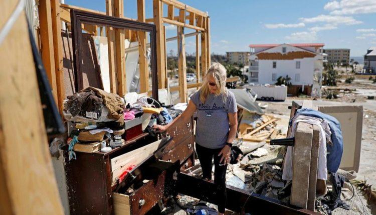 ارتفاع قتلى إعصار مايكل لـ27 وخسائر بالمليارات