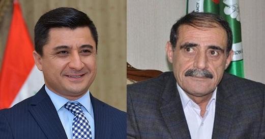 الاتحاد الوطني يطرح مرشحين أثنين لمنصب محافظ كركوك