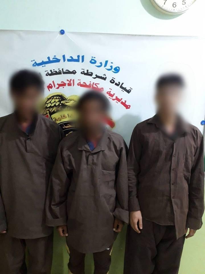 القبض على خلية ارهابية متخصصة بزرع العبوات في الفلوجة