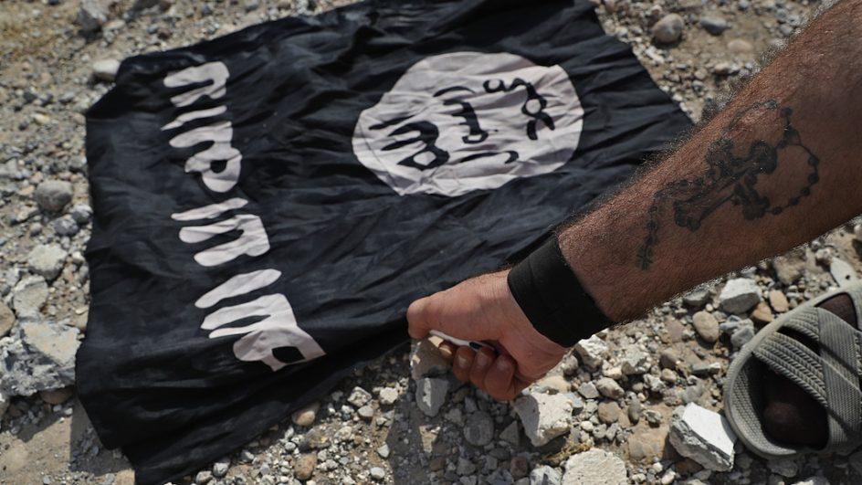 في العراق داعش يختبئ تحت الارض