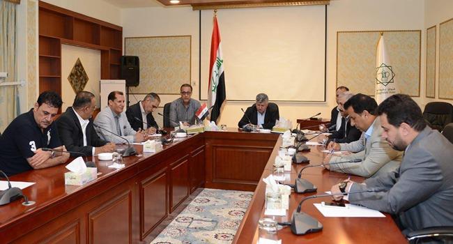 اتحاد الكرة العراقي يستدعي 13 لاعباً وخمسة أندية