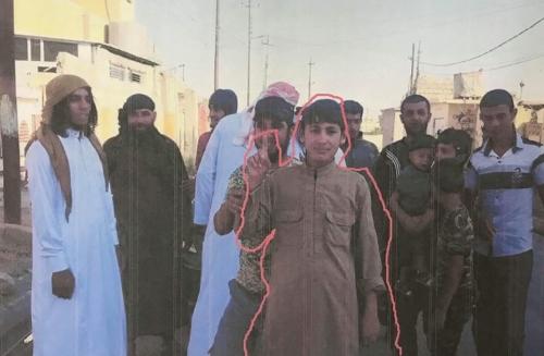 الاستخبارات تصطاد ارهابياً في القيارة