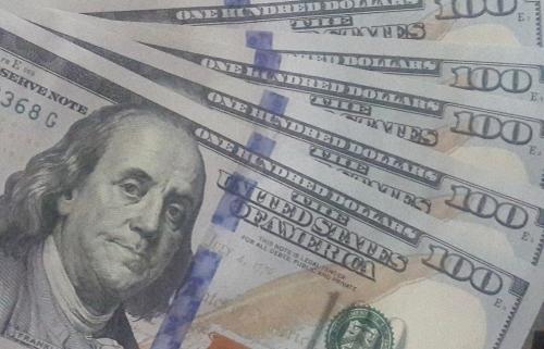 ارتفاع في سعر صرف الدولار أمام الدينار