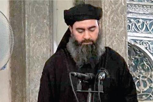 البغدادي يأمر بتصفية 320 داعشياً من أتباعه في العراق وسوريا