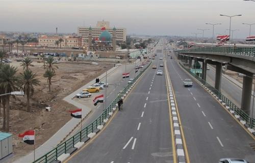 مجلس الديوانية يحذر من إنهيار مجسرات ويتهم بغداد بتهميش المحافظة